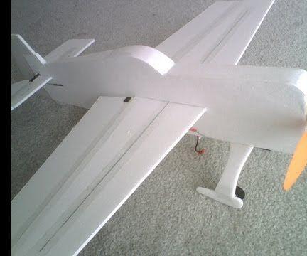 RC Plane DIY Flaps Control System