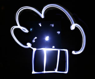 Write or Draw With Light!