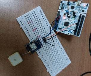 STM32F103: GPS NEO 6M (using Mbed.h)