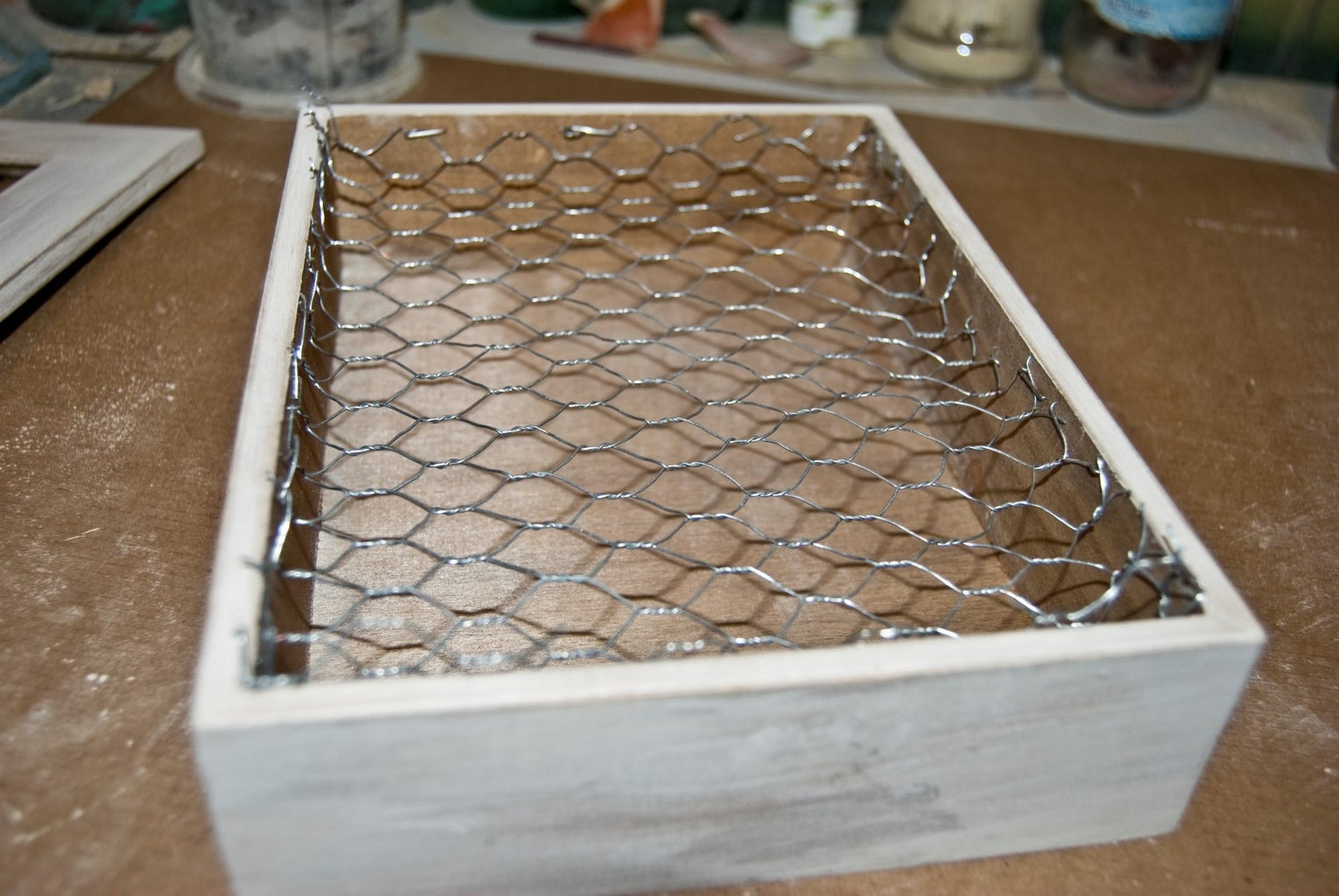 Step 9: Place the Rack