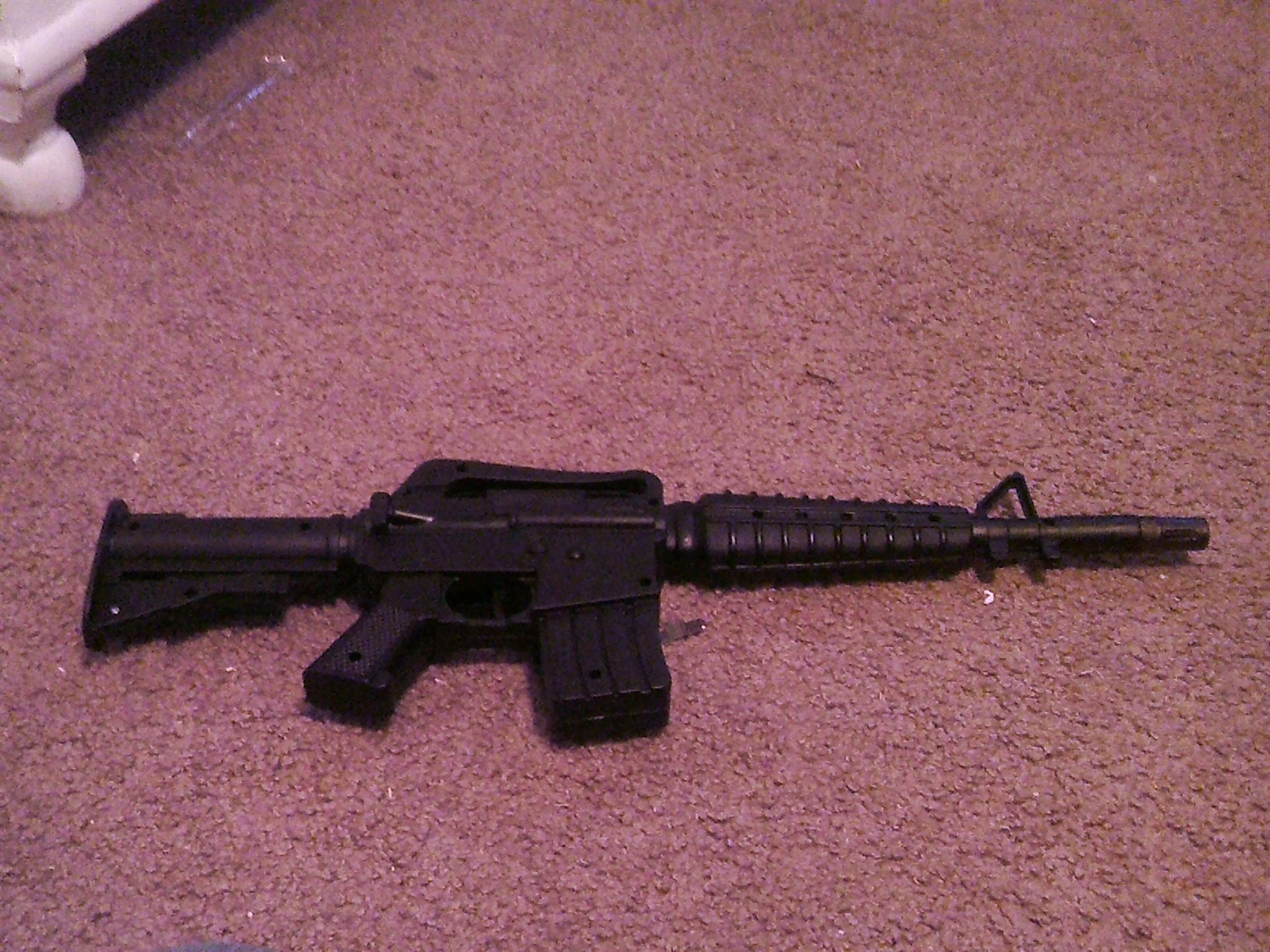 M4 Prop Gun