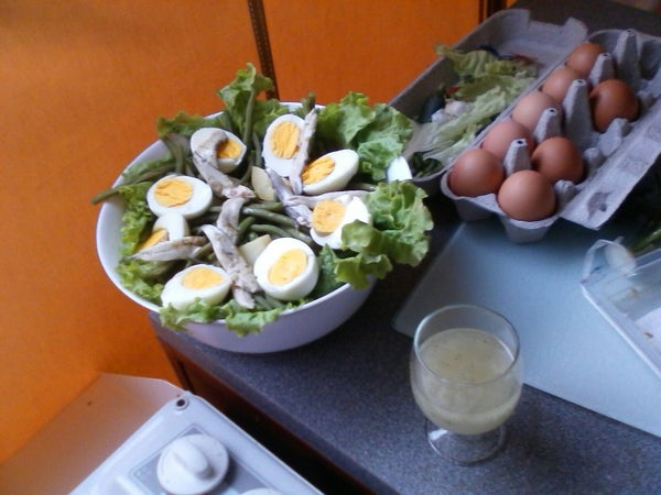 Campsite Salad Nicoise