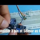 Clapping Led System Using Sound Sensor