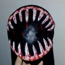 3D Bloody Teeths Halloween Mask