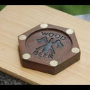 Wood Cup Coaster