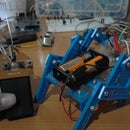 EMIREN™ (The Radio Controlled Crawler Robot)