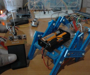 EMIREN™ (The Radio Controlled Crawler Robot)