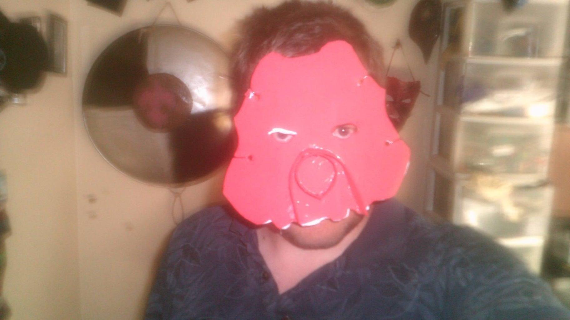BIONICLE- TOA TAHU NUVA Mask