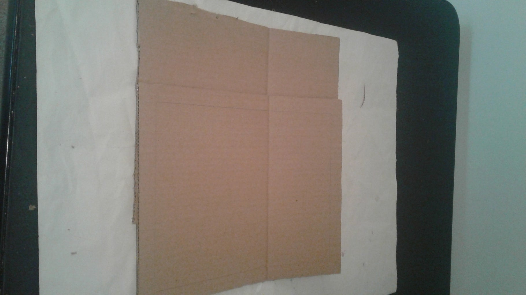 Lets See How to Do Base of Photo Frame