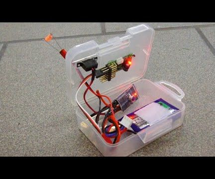 Remote Control Ignition System - How to Make Firework Igniter