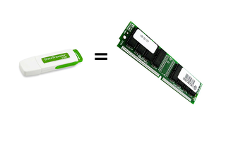 Turn A Usb Flash Drive Into Extra Virtual Ram 6 Steps Instructables