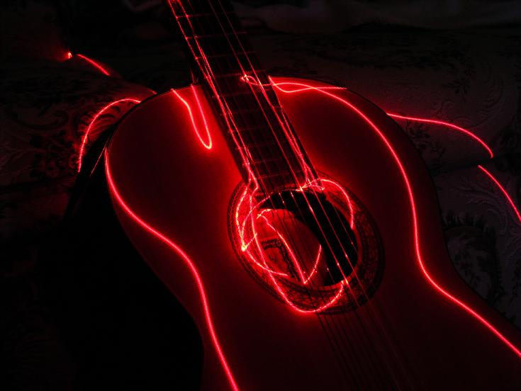 Laser Photography / Drawing