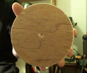 Perfect Circle Using Drillpress