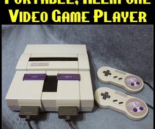 Turn a Super NES Into a Universal Game Player