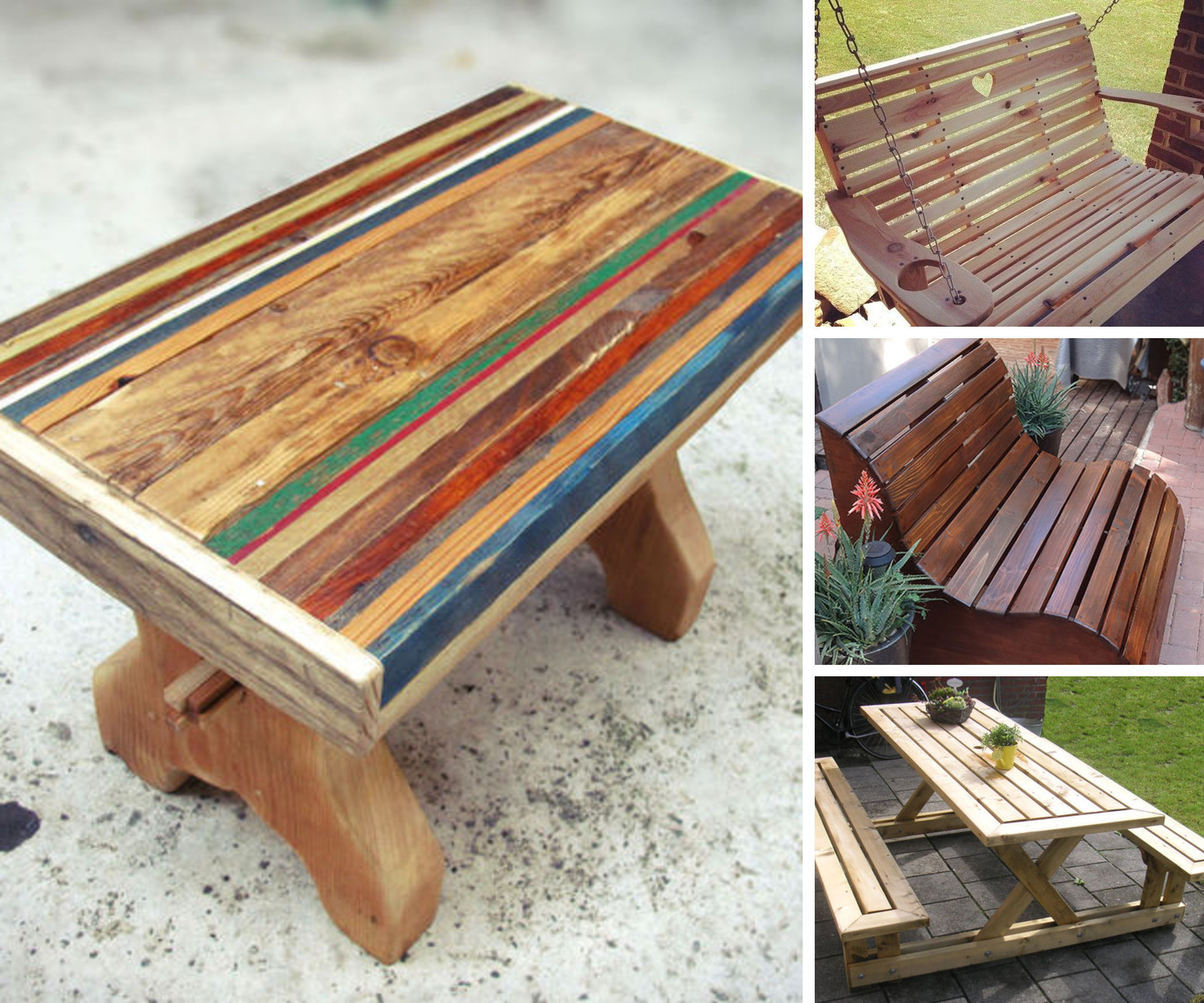 Woodwork - Furniture