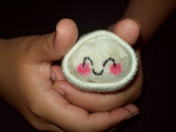 Recycled Hand Warmer