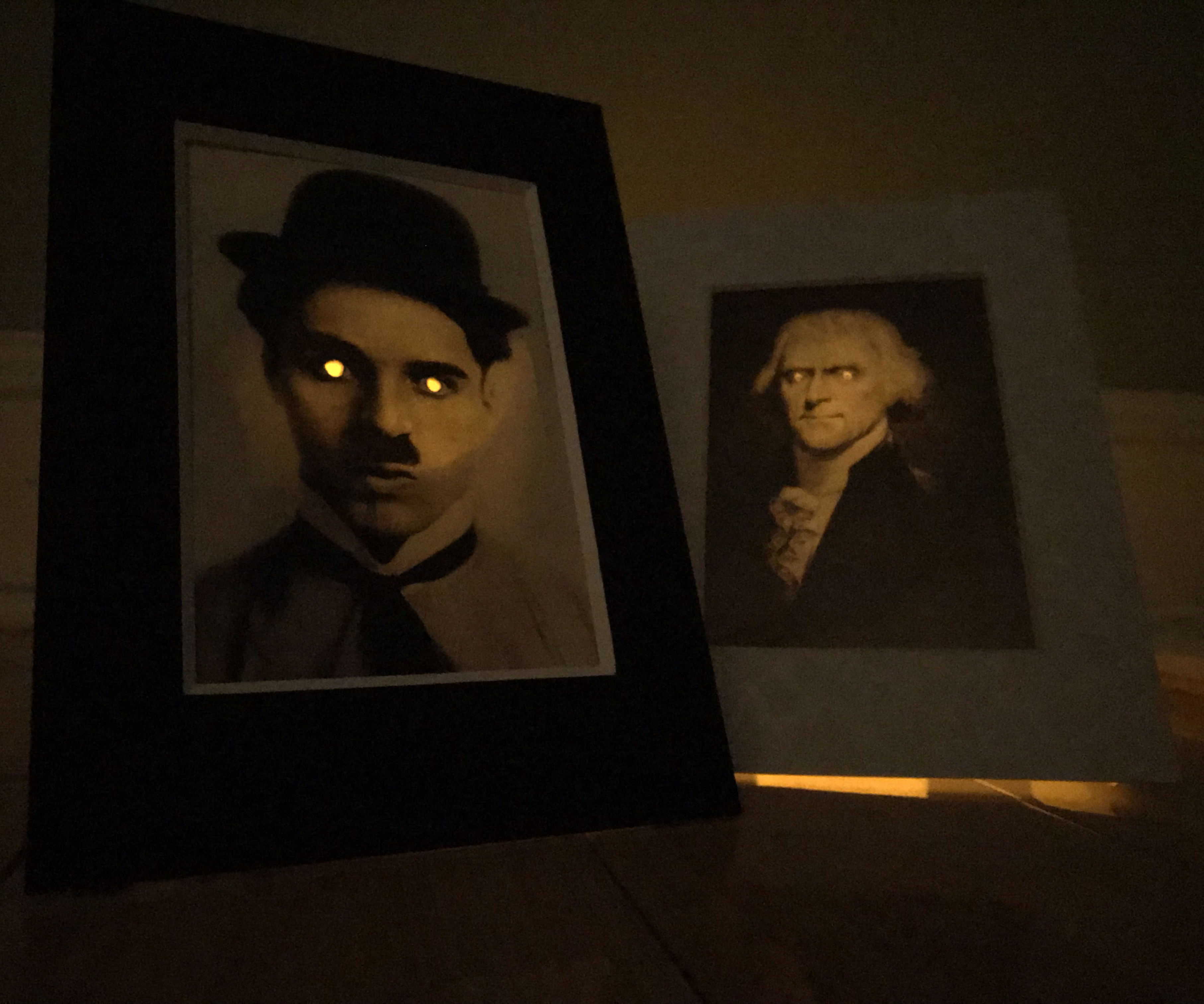 Haunted Portraits