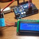 Mostrar Temperatura en Display con Sensor DHT11 y Arduino