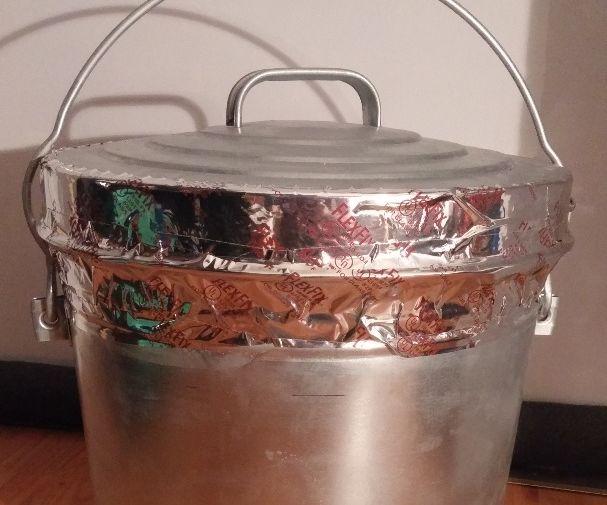 Faraday Cage Bucket