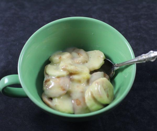 Let's Make a Picnic Perfect Nanner Puddin (Banana Pudding)