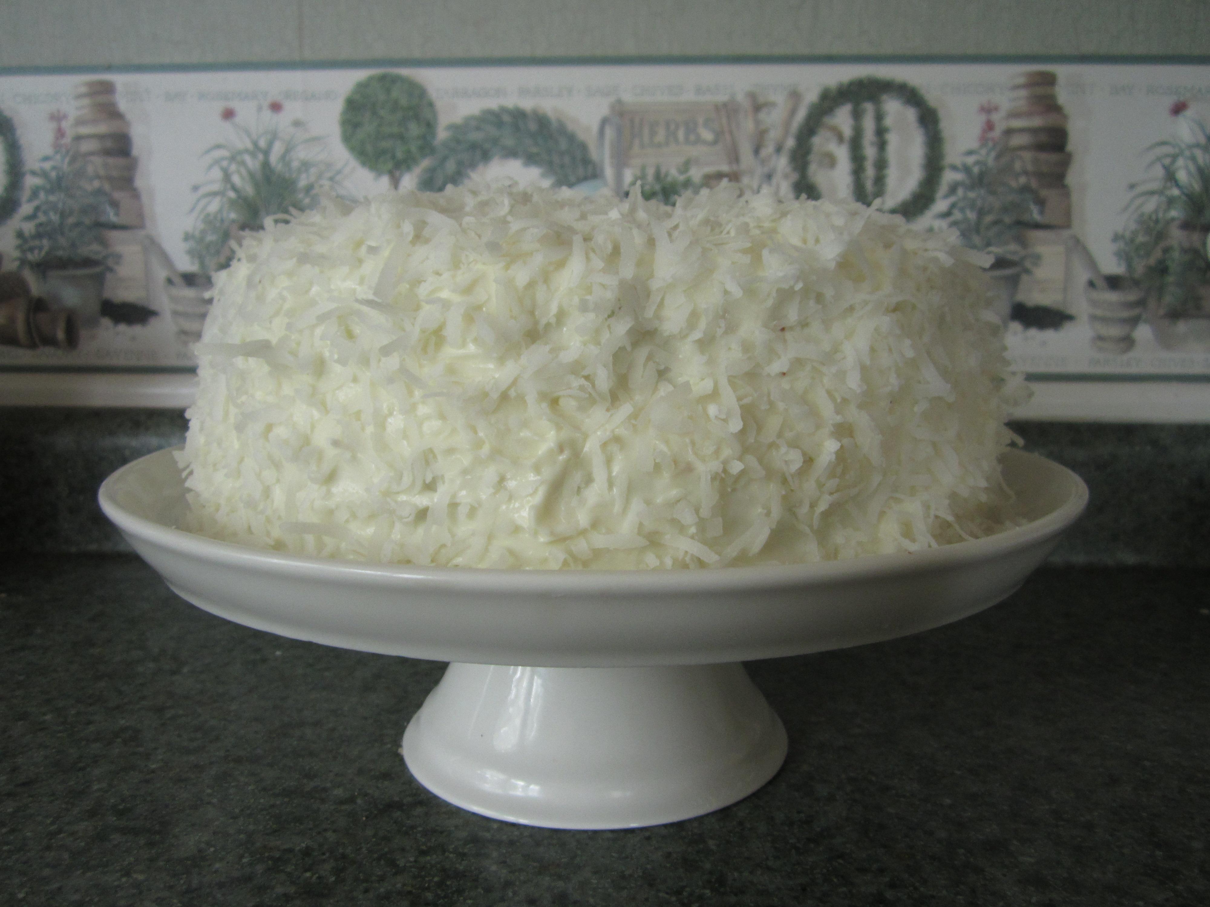 Carrot Cake -  Gluten-Free