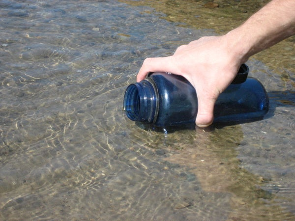How to Purify Water Using Iodine Tincture