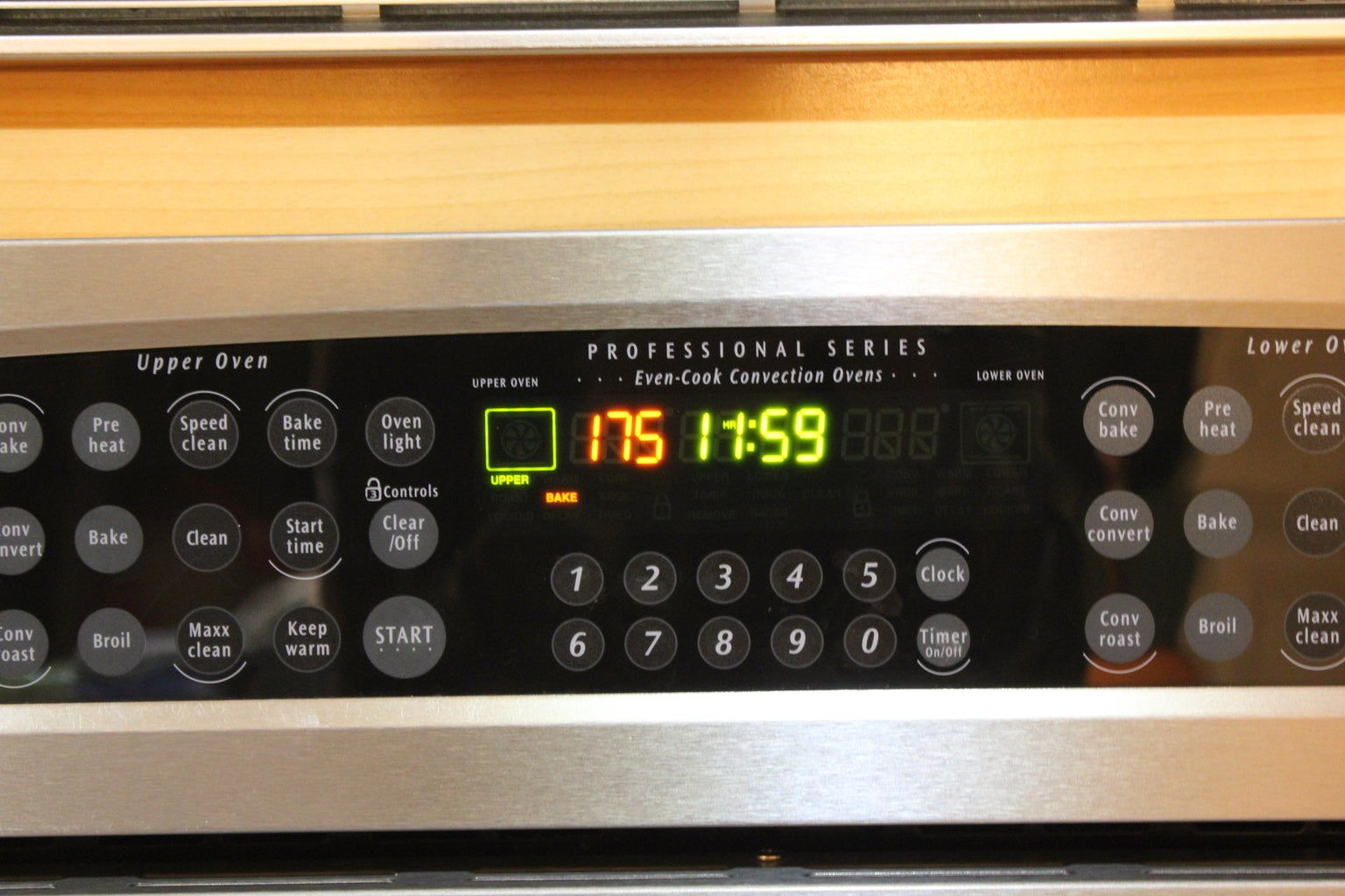 Start Baking