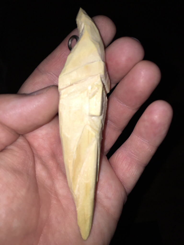 How to Carve Miniature Wooden Wizards