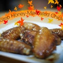 Easy 5-ingredient Honey marinated chicken!