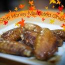 Easy 5-ingredient Honey marinated chicken!