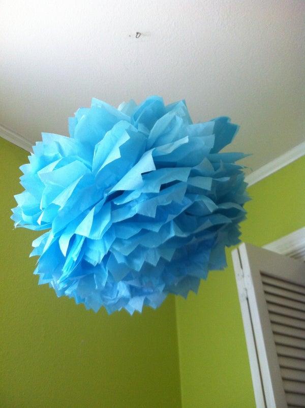 Tissue Paper Ball