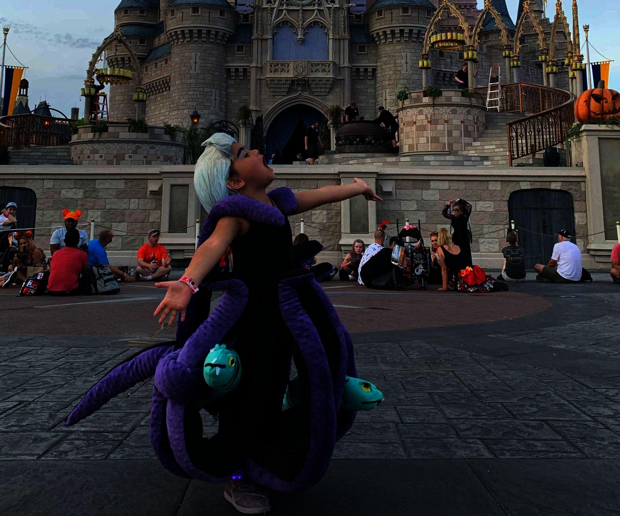 Ursula the Sea Witch Costume