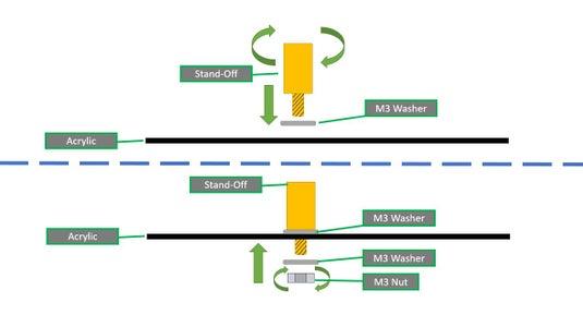 Mounting - Relay Module