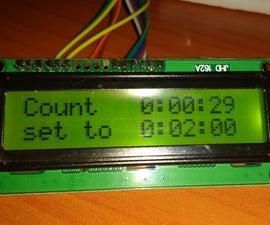 Arduino Relay Timer
