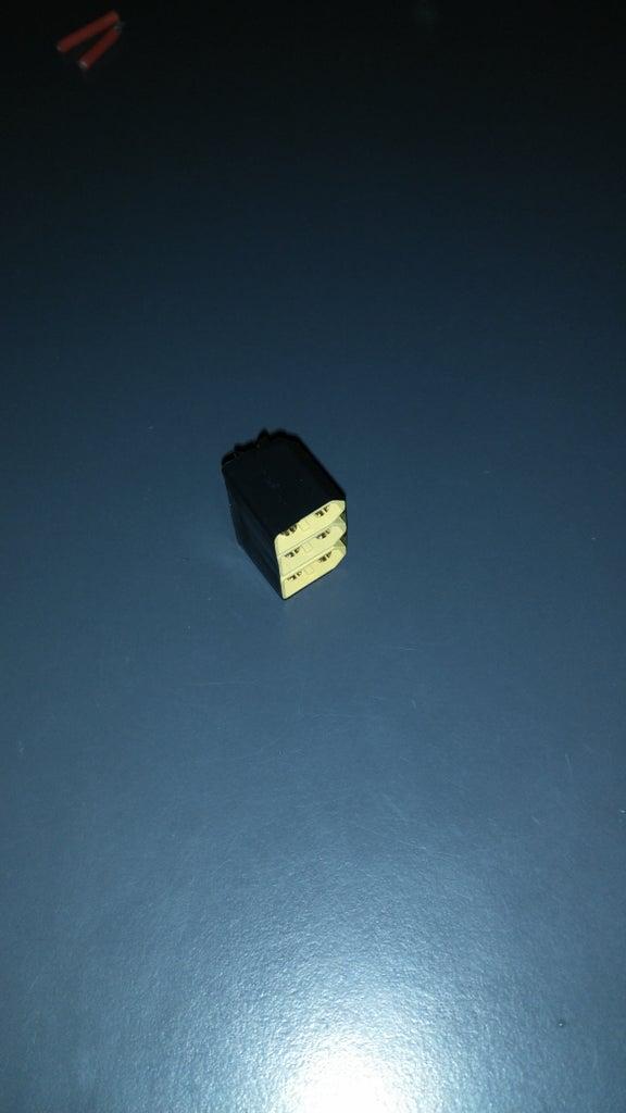 VESC, Battery Indicator and UBEC Connecor