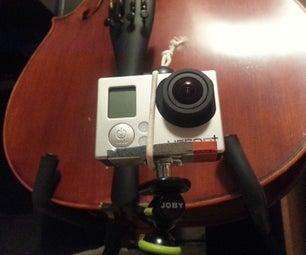 $5 GoPro Frame for Tripod