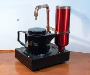 Miss Betsy's Quintessential Steampunk Gadget