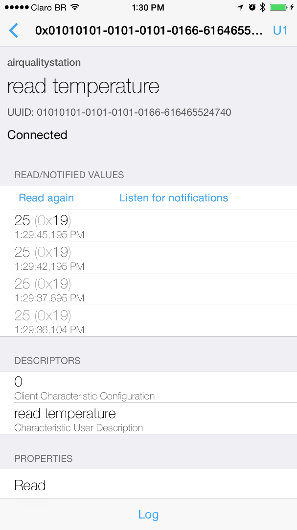 Open Any Bluetooth Low Energy App