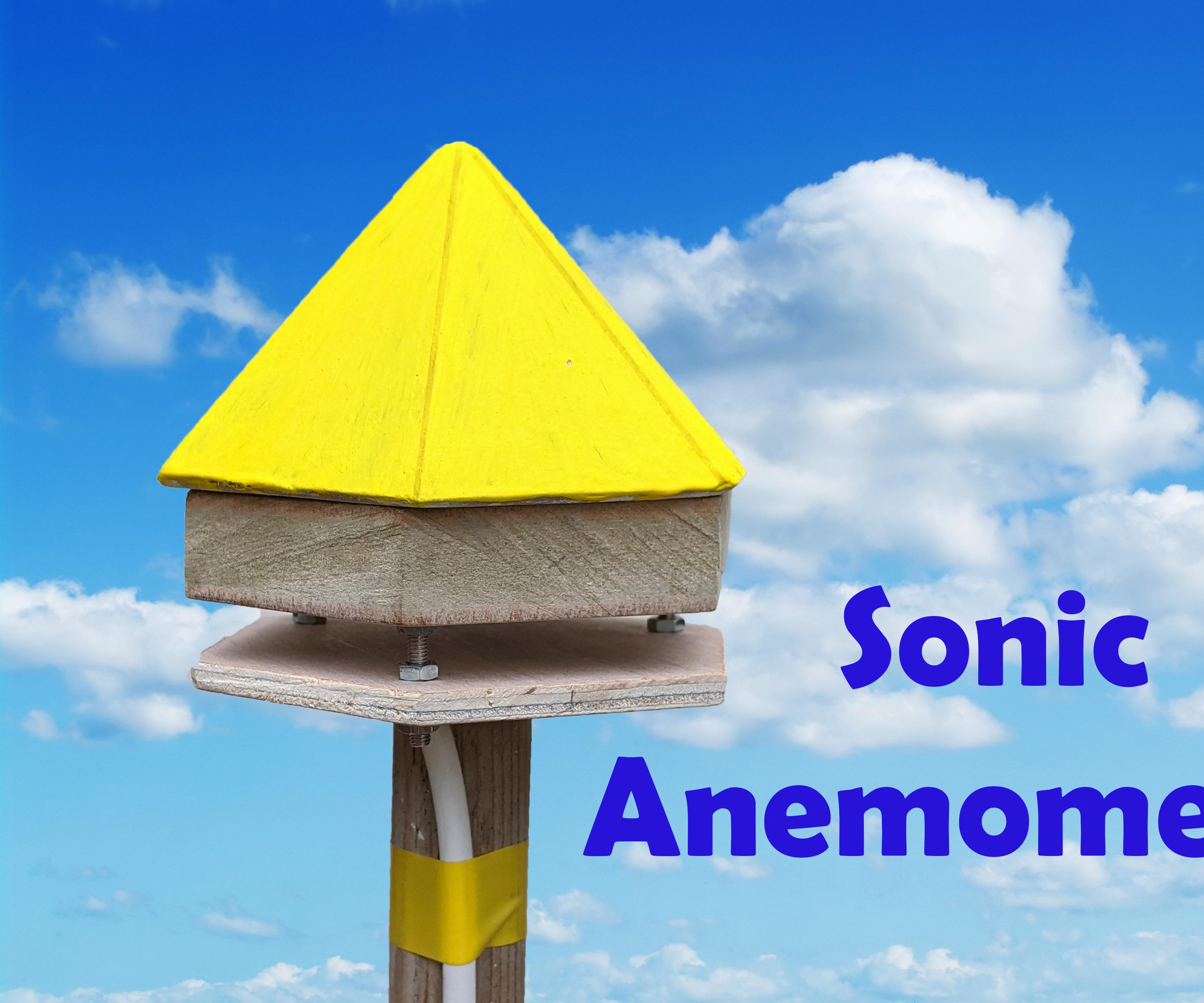 Sonic Anemometer