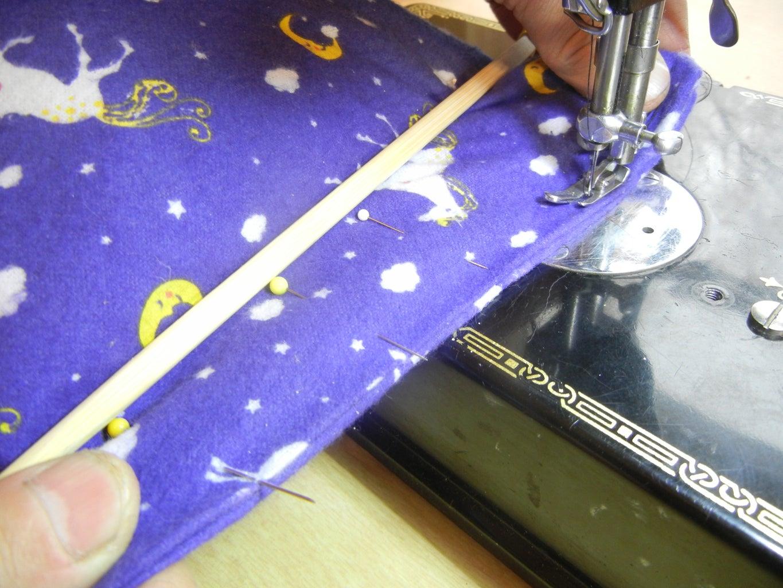 Step 10 Sew It Up