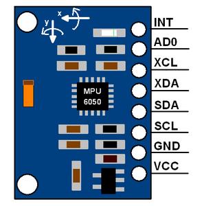 MPU-6050 Module