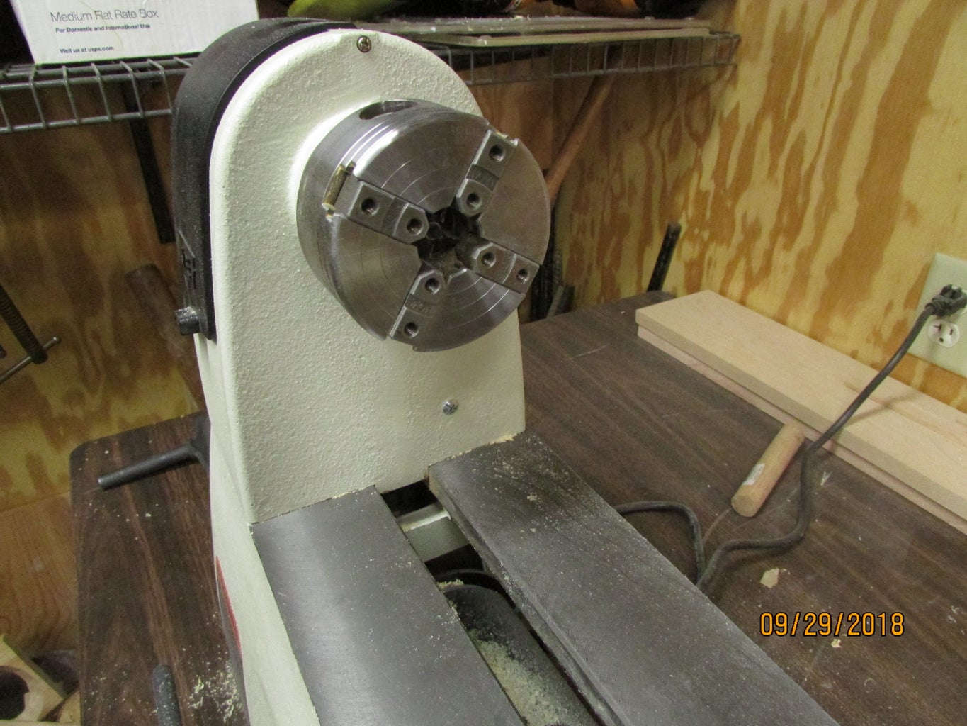 Measuring Your Lathe