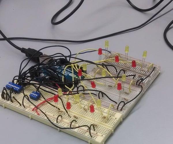 Tic Tac Toe Arduino