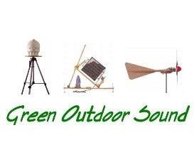 Green Outdoor Sound