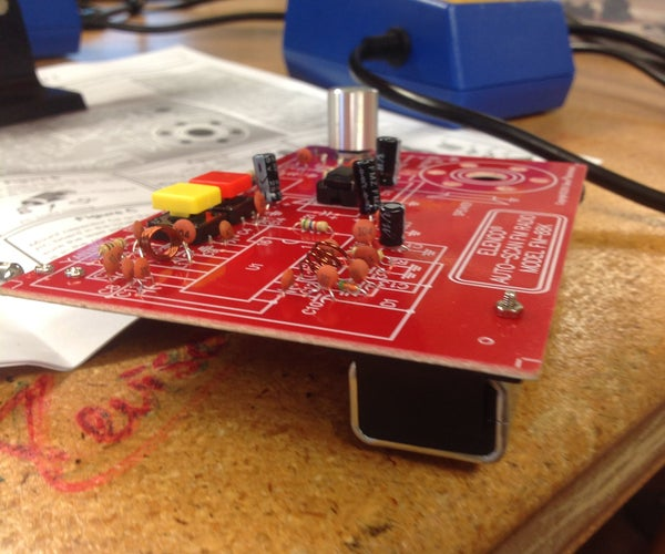 Learning to Solder: