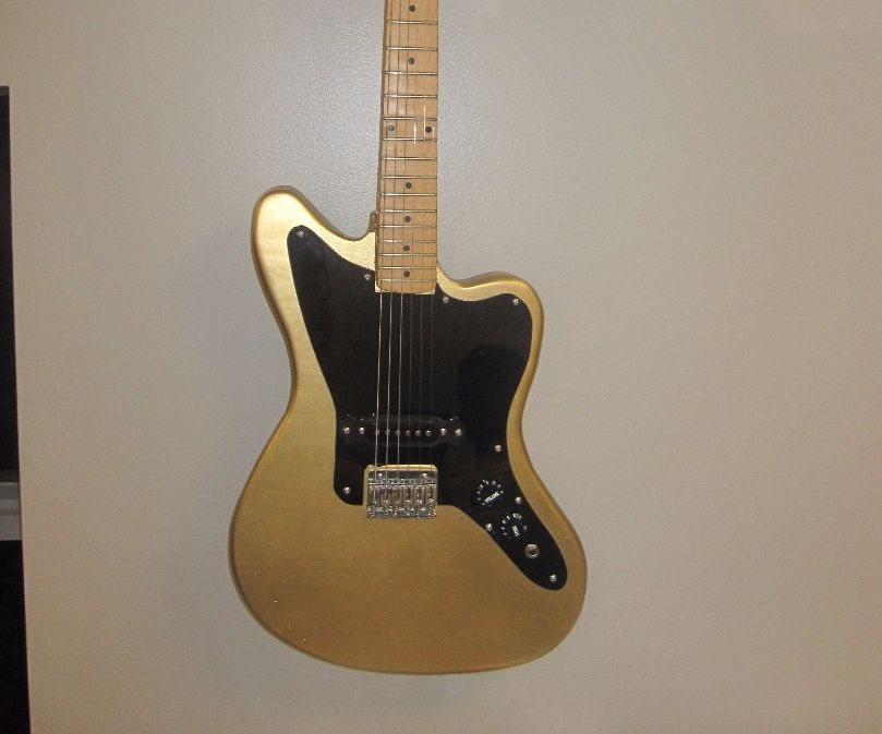 Building An Electric Guitar