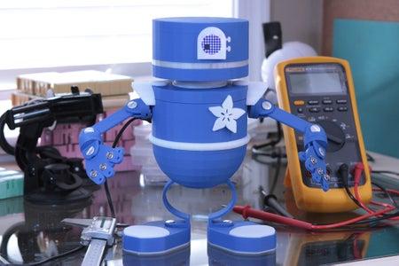 Let's Build a Robot!