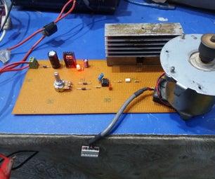 12 Volt Dc Motor Speed Controller