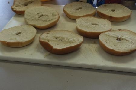 Cut the Bagels