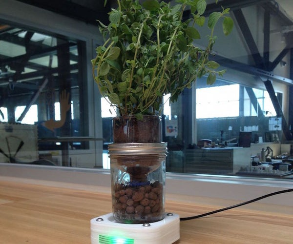 Erbbie - Desktop Smart Garden